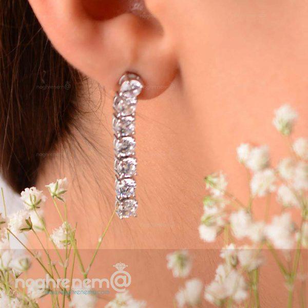 سرویس نقره مناسب عروس که دقیقا مشابه طلا و جواهر باشد .خاص